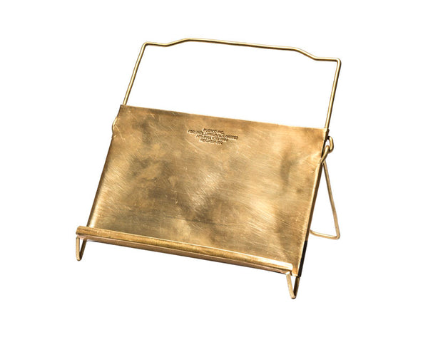 Brass Tablet Stand