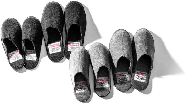 Light Grey Slipper