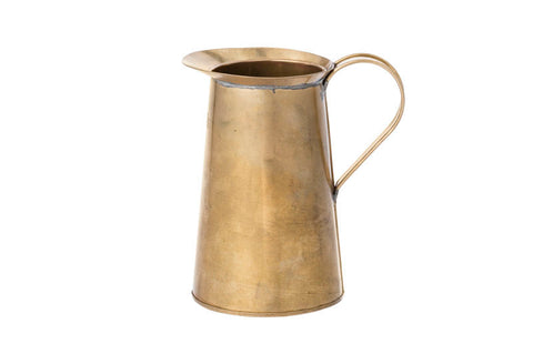 BRASS WATER JUG Large