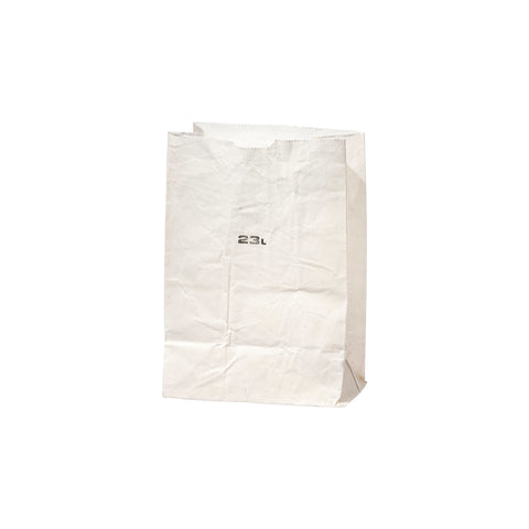 White Grocery Bag 23L