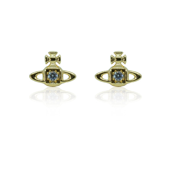 Vivienne Westwood Mathilde Earrings - Gold