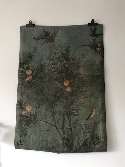 Fruit Tree Mural paper wall hanging
