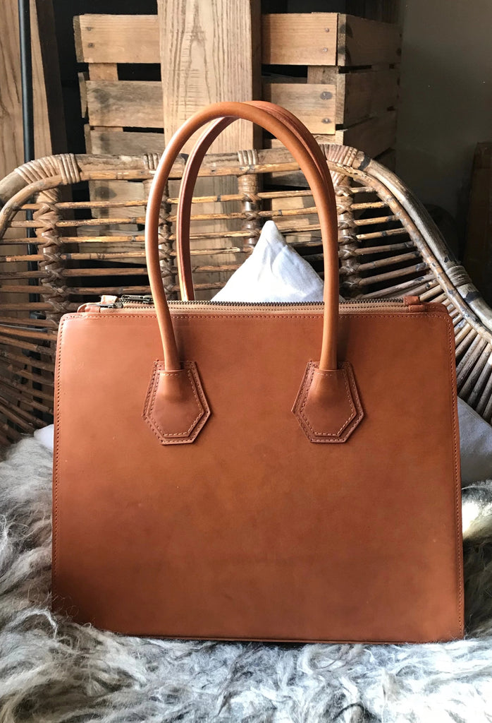 CollardManson Leonie Bag - Tan