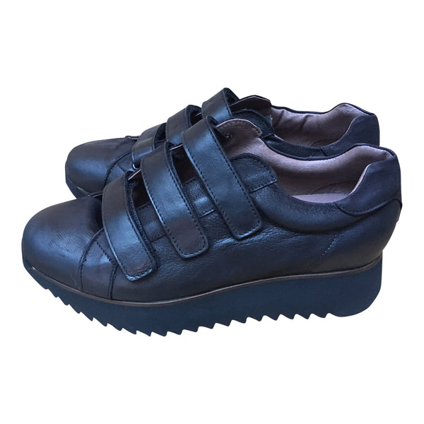 Lofina Shoes - Gasoline Nero