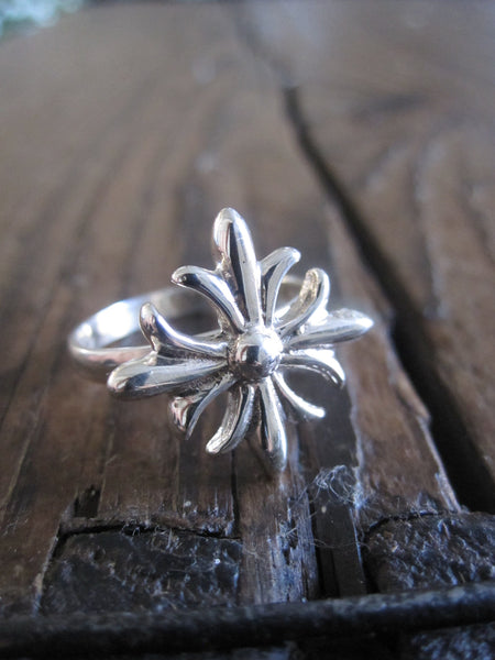 925 Silver Patonce Cross Ring