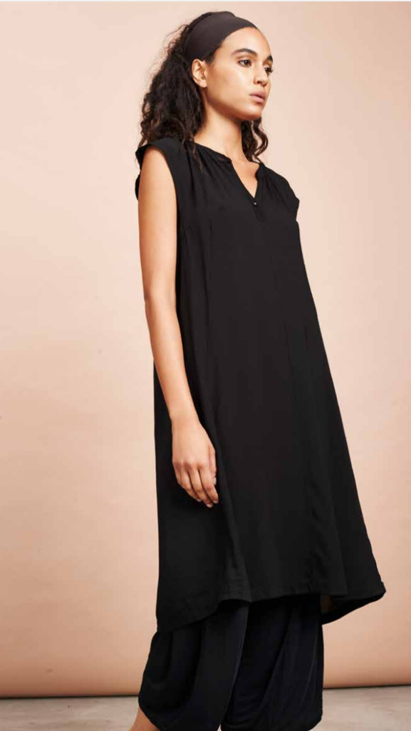 Transit SS18 Black Dress