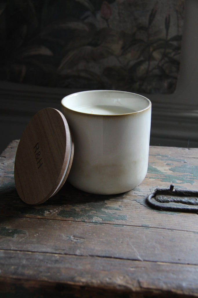 Guava & Fig Candle Ceramic