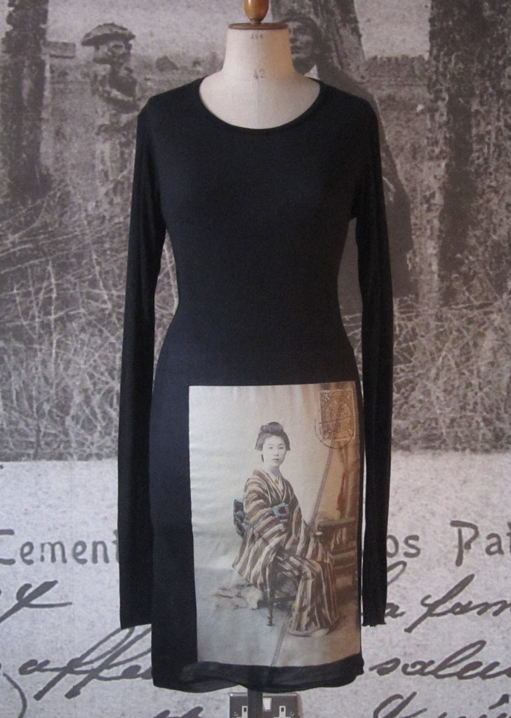 Window Dressing The Soul- Oriental Lady Dress