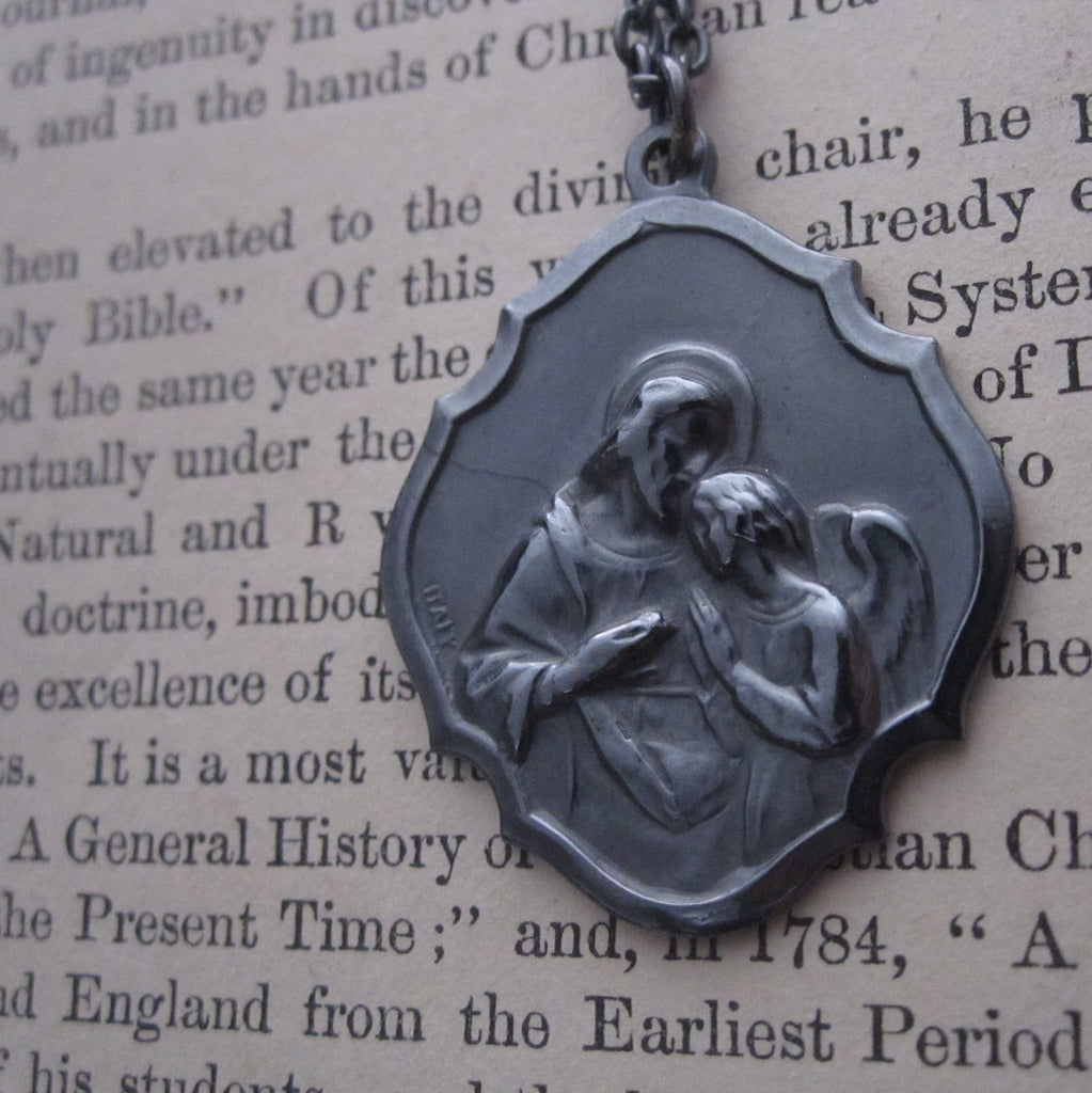 WDTS Sheffield Silver - Communion - Oxidised Finish