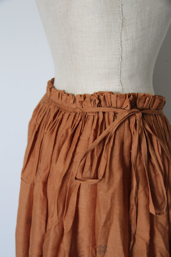 Mes Demoiselles Santal Skirt