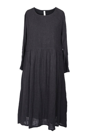 WDTS - Double Layered dress - Black