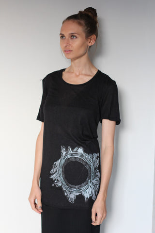Window Dressing The Soul- Circle T-Shirt