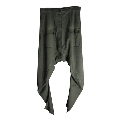 Rundholz AW18 3300101 Trousers- vert