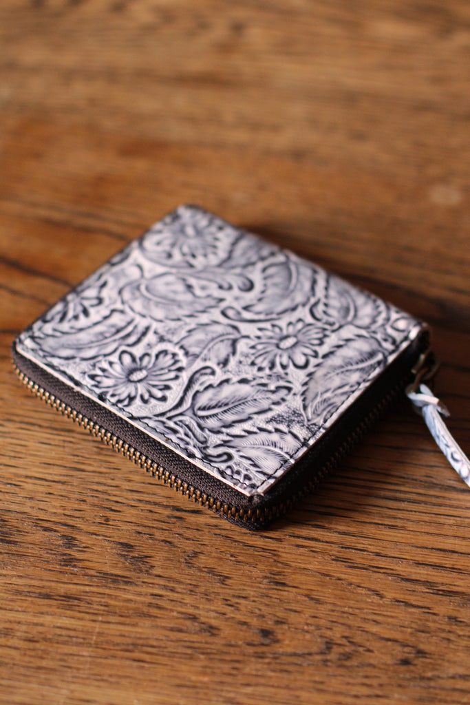 CollardManson Daisy Square Wallet