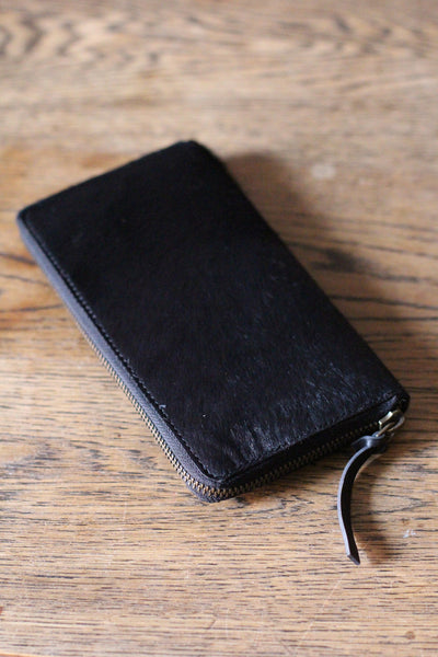 CollardManson Hair-on Wallet