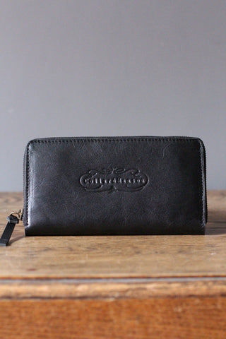 CollardManson Zipped Wallet