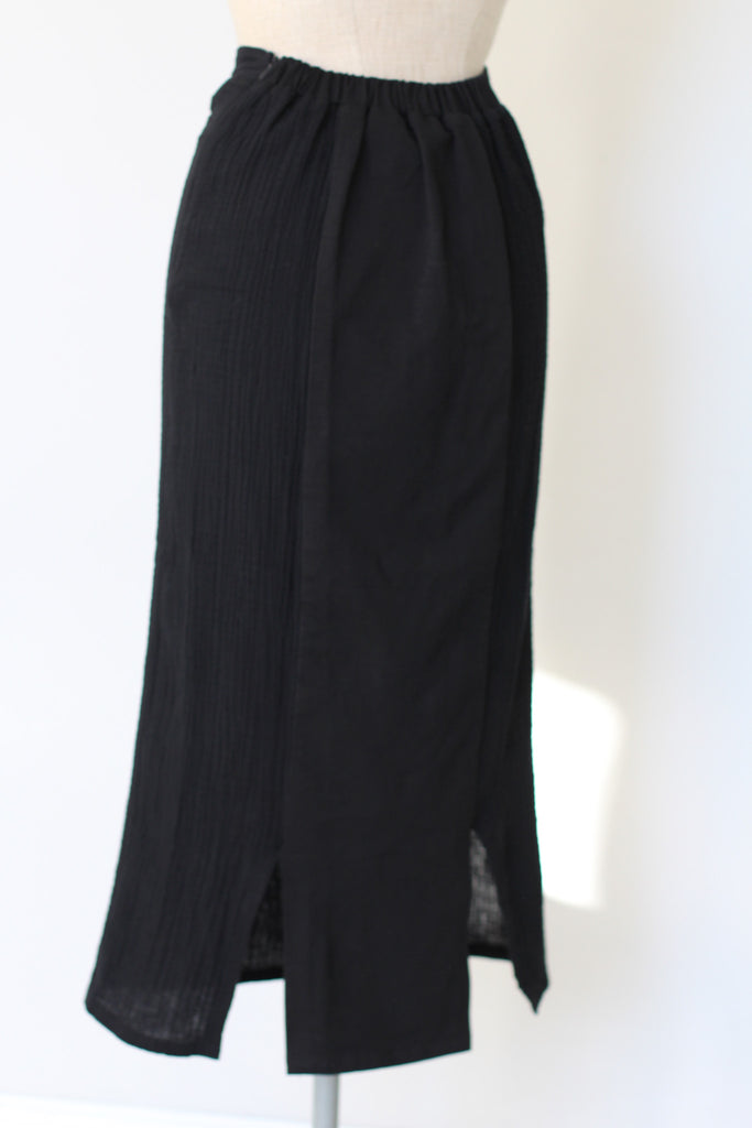 CollardManson Panel Skirt