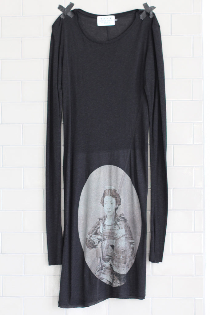 Window Dressing The Soul- Samurai Lady Dress