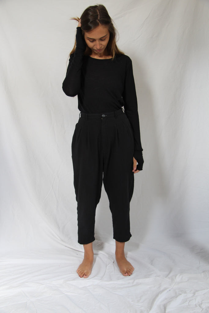 WDTS Pleated Trousers