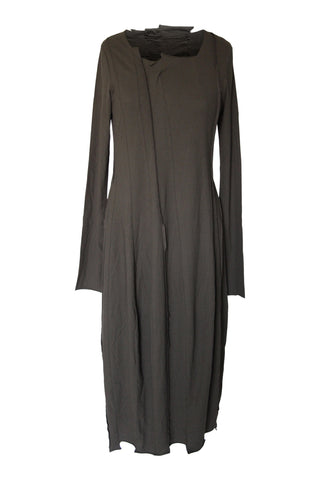 Rundholz AW19 3870904 dark olive Dress