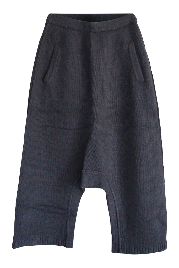 Rundholz AW19 1400110 knitted trousers