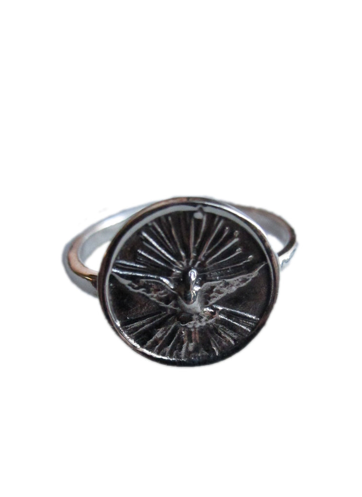 WDTS Dove of Peace ring