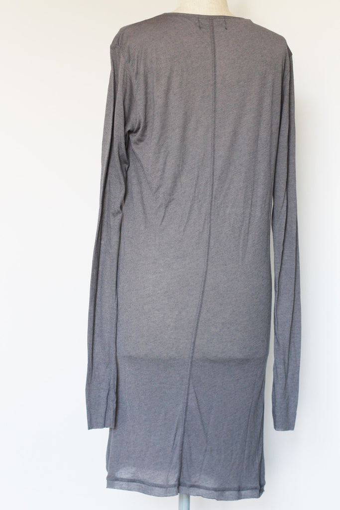 Window Dressing The Soul- Tiny Dancer Grey Dress