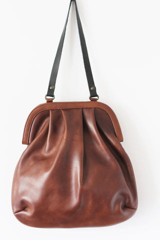 CollardManson Tan Anya shoulder bag - Tan