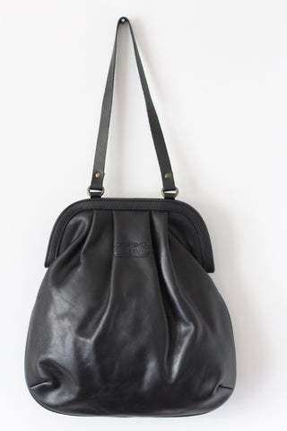 CollardManson Black Anya Tote - Black