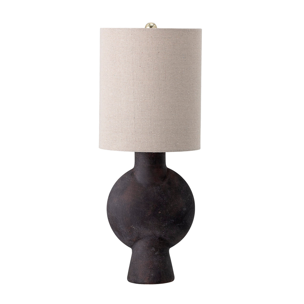 Sergio Table lamp, Brown, Terracotta