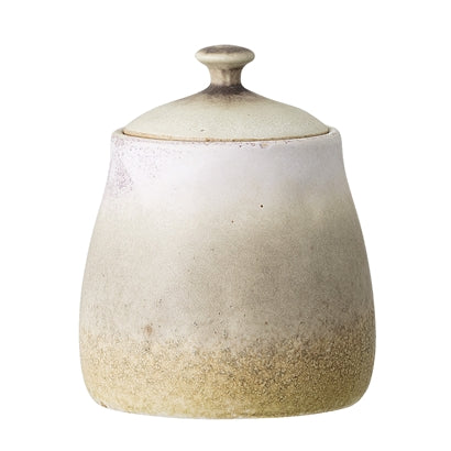 Alba Sugar Bowl, Multi-color, Stoneware