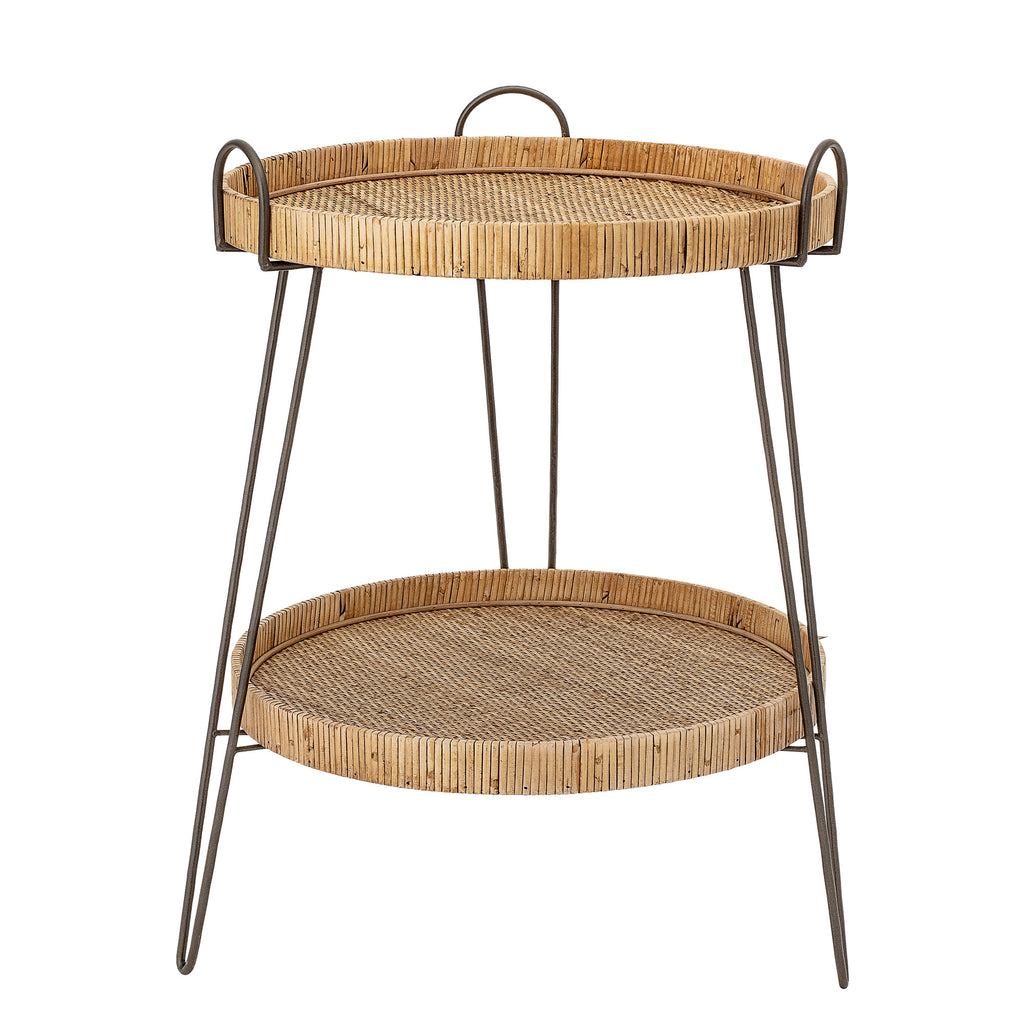 Rattan Sidetable - Nature
