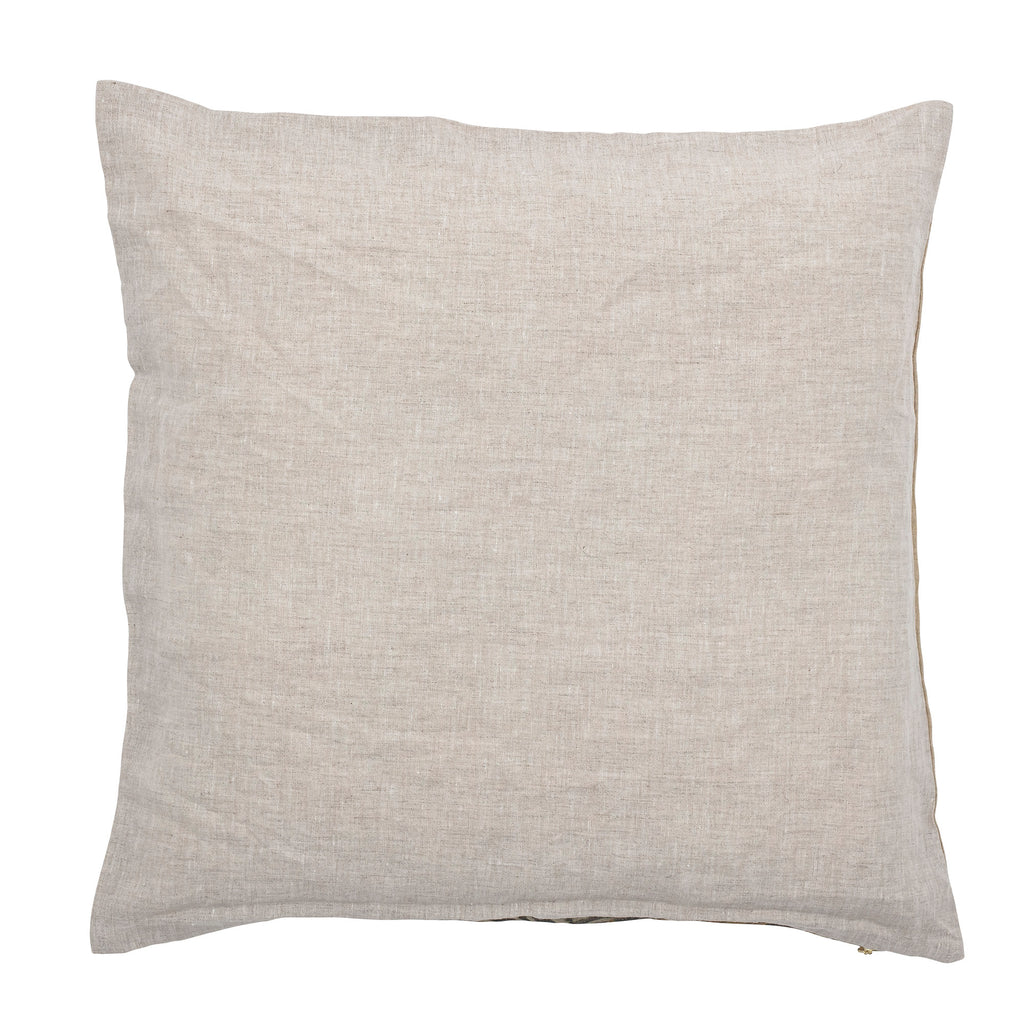 Cushion, Nature, Linen