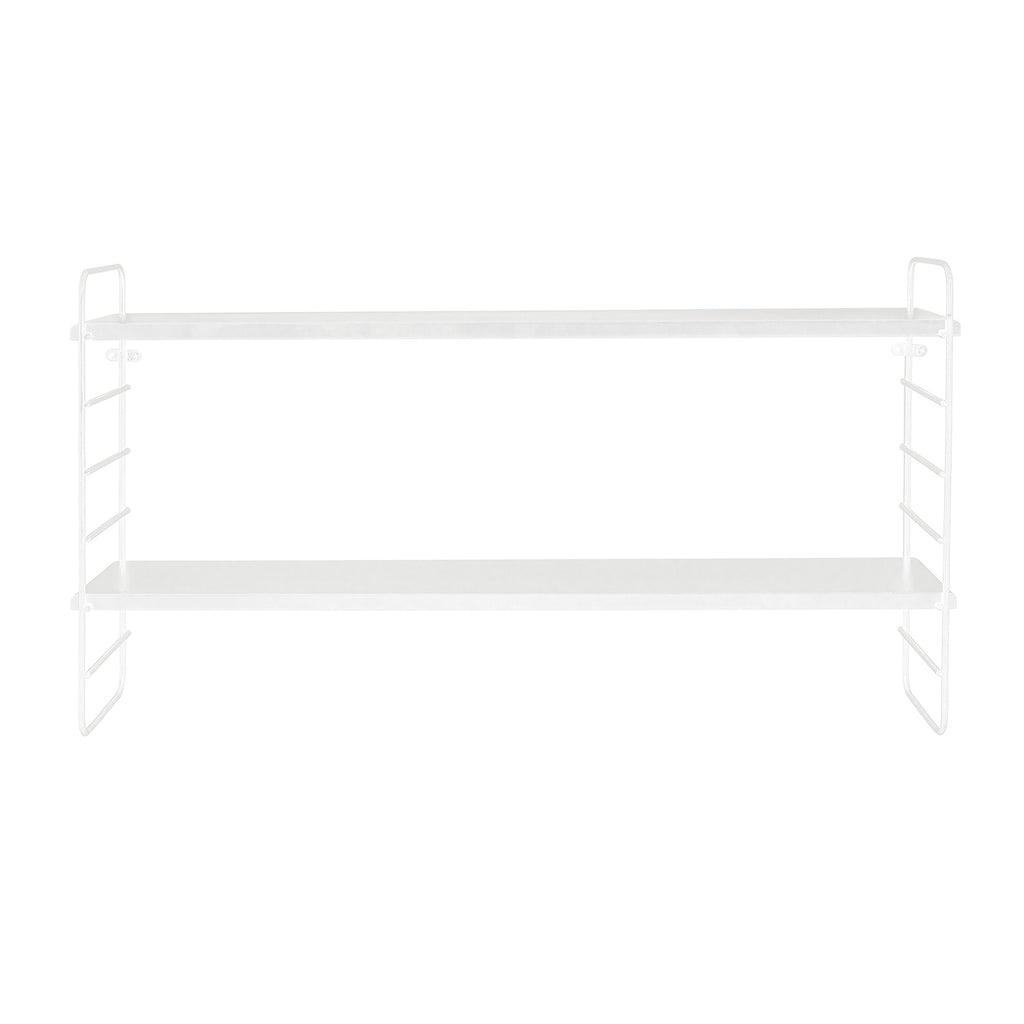 North Shelf, White, Metal