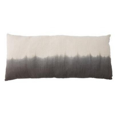 Cushion Grey Cotton