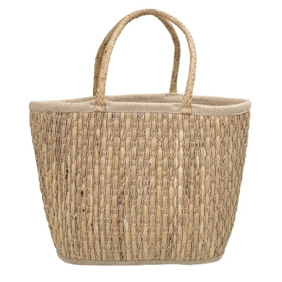 Basket, Nature, Seagrass