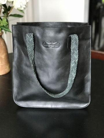 CollardManson Heida Bag- Black Leather