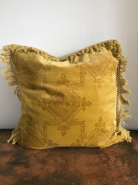 Velvet Printed Cushion