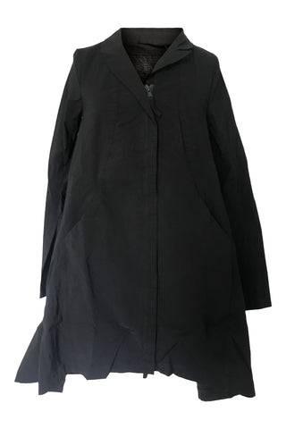 Rundholz AW20 3441217 coat - black