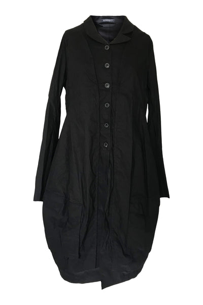 Rundholz AW20 1201210 Coat - Black