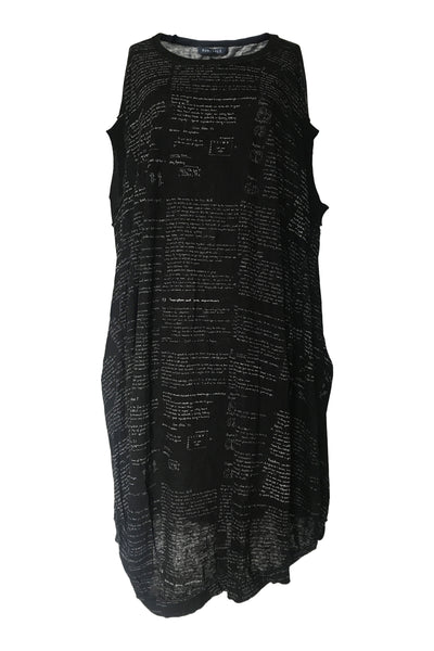 Rundholz SS21 1080916 Dress - Black Print