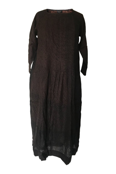 Yavi Raga Felvia Wool Woven Dress