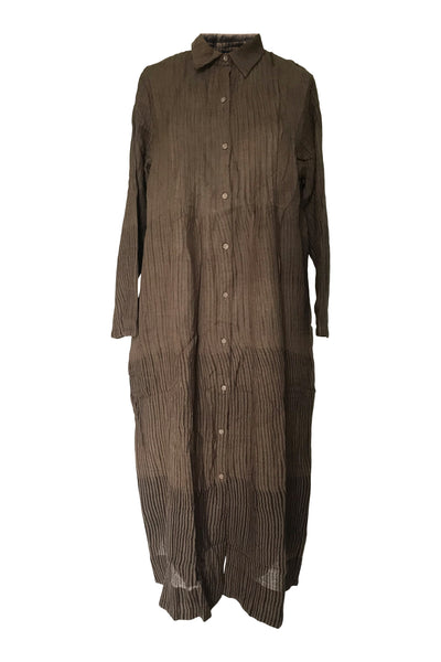 Yavi Raga Felipe Wool Woven Dress