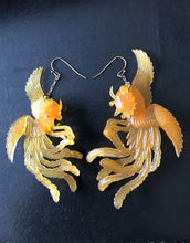 Tabito Kanzashi earrings