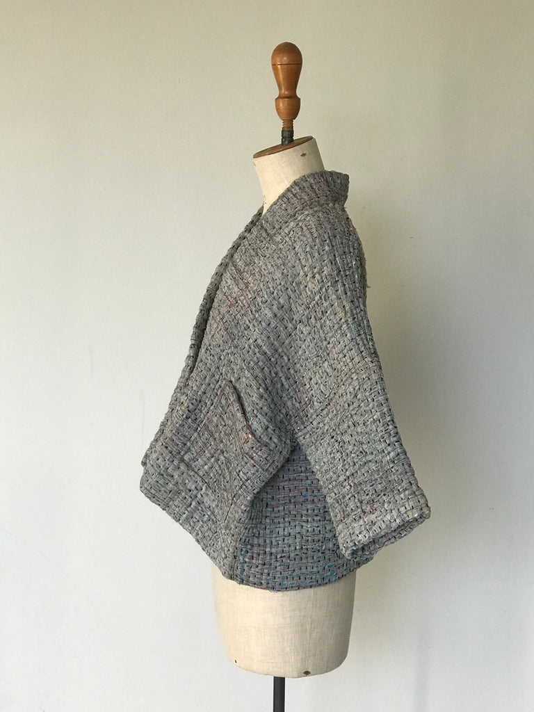 Yavi Raga Duwan Jacket - Grey