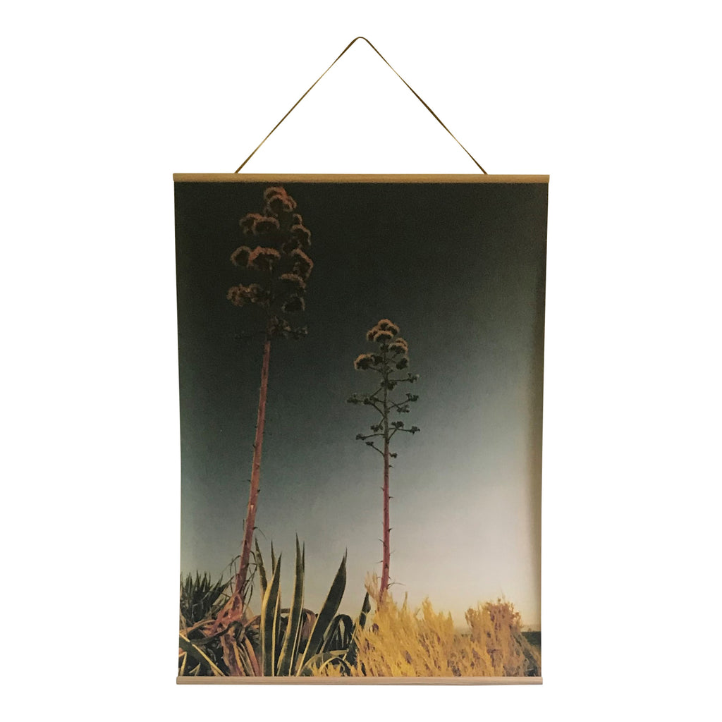 Canvas wall hanging - Avores