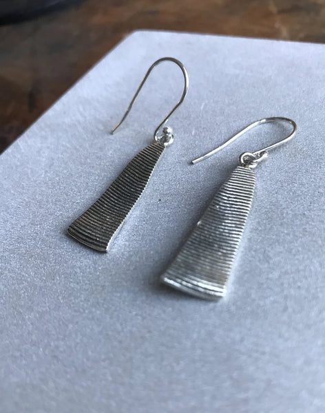 Linea drop 925 Silver earrings