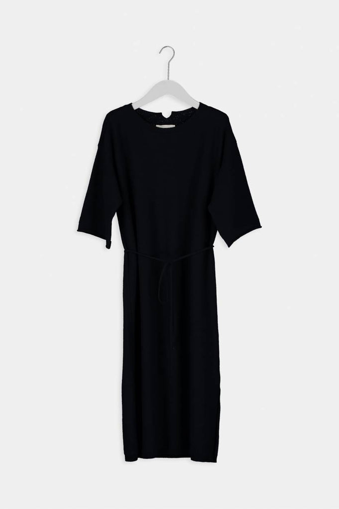 AW19 Humanoid Agnes Dress- Midnight