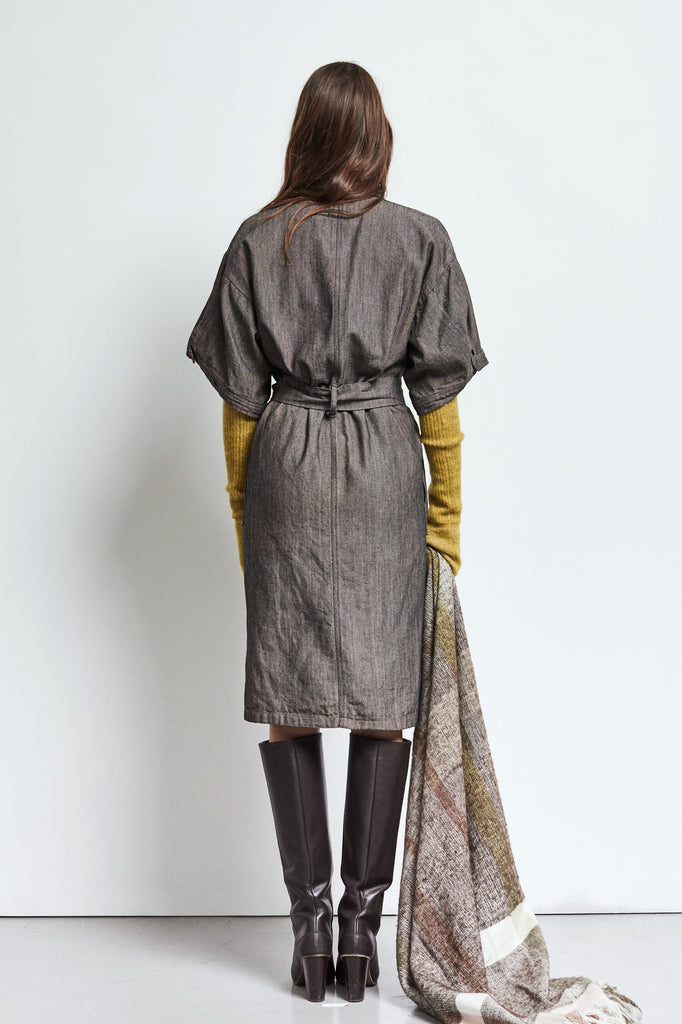 Humanoid Beate Hemp Dress