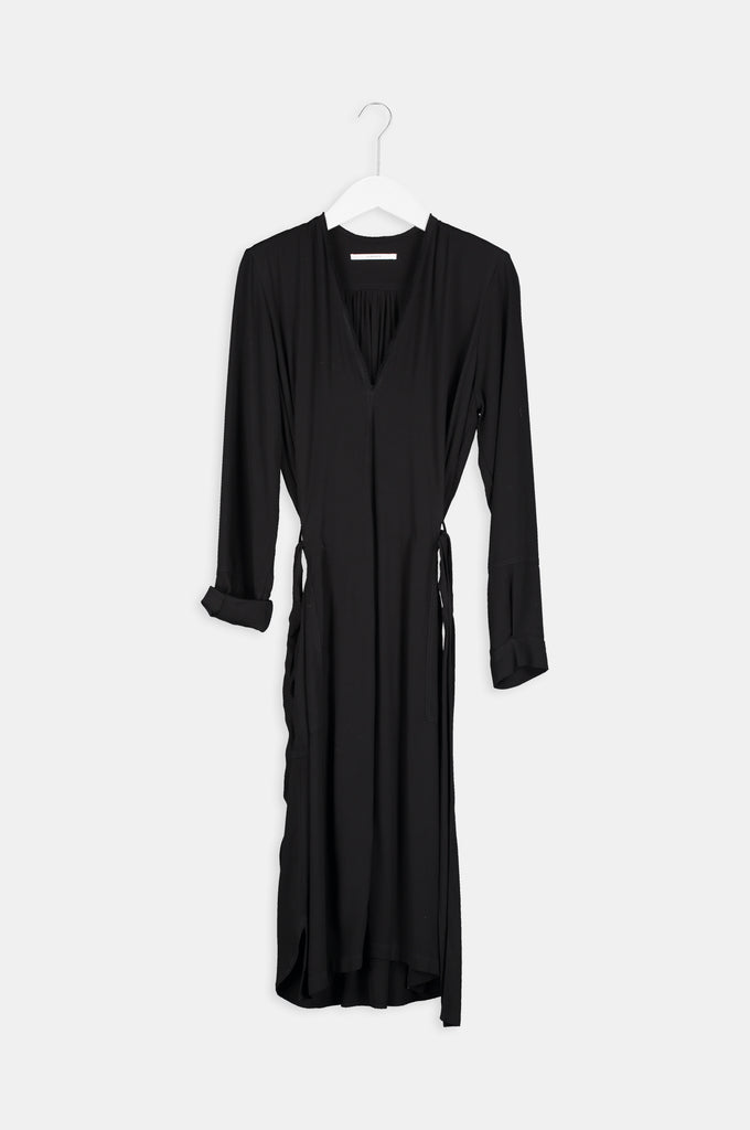 AW19 Humanoid Bianca Dress- Blackish